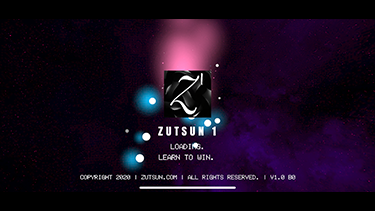 Zutsun esports performance training logo - app release 2020.